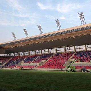 Hírklikk - Magyar szinten is különleges stadiont avatnak ma Orbánék 69114dd75f