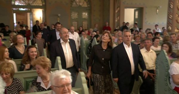 Orbán szabadkán