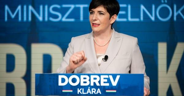 Dobrev Klára gratulált Márki-Zay Péternek