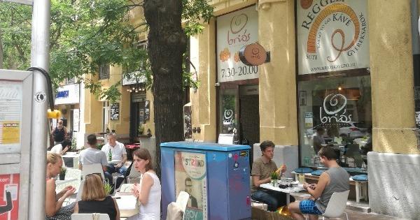 Egy kávézó vendégeit zsidózta egy nő Újlipótvárosban