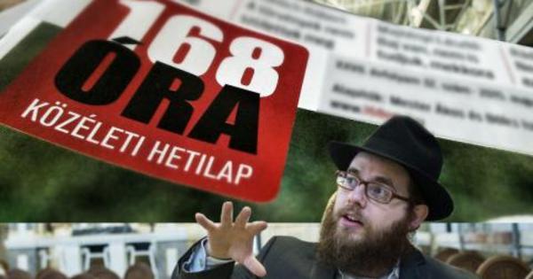 A 168 Óra főszerkesztőjének kirúgásával foglalkozik a külföldi sajtó
