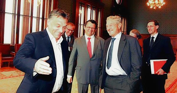 Soros: az MSZP-nek át kellene adnia a kormányzást a Fidesznek