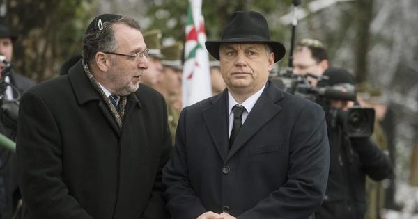 Orbán Viktor a zsidó honfitársai nevében aggódik
