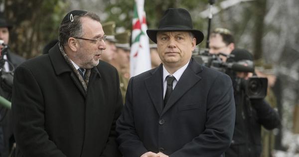 """""""Zsidózásra zsidózással"""" – elegánsan helyre tették Orbánt"""