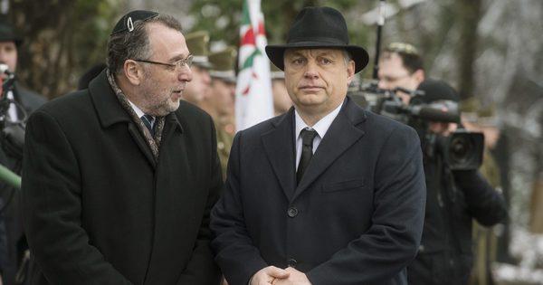JTA: ezt jelzi Orbán és a Mazsihisz összecsapása